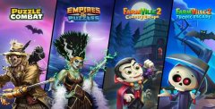Zynga Games to celebrate Halloween through Spooktacular event across its popular titles