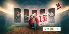 Howzaat - Mushi The Dependable: official mobile game featuring Mushfiqur Rahim, coming to iOS and Android