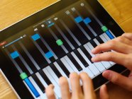 Learn to play Piano on iPad