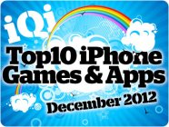 QI's top 10 iPhone Games for December 2012