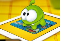 Om Nom: Candy Flick brings Cut The Rope to real life