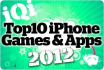 QI's Top iPhone Games of 2012