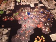 4x Board Game 'Eclipse' Recieving iOS Treatment