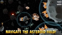 Rovio updates Angry Birds Star Wars