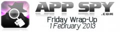 Friday News Wrap-Up 1 February 2013