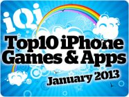 QI's Top iPhone Games for January 2013