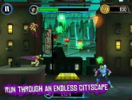 Teenage Mutant Ninja Turtles run onto the App Store