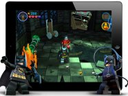 Lego Batman: DC Superheroes swings onto the App Store
