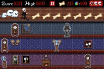 Mansion Run is a Multi-leveled Endless Runner