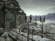 Syberia out on iOS