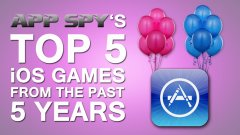 Top 5 iOS Games from the Past 5 Years