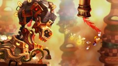Rayman Fiesta Run coming to iOS this autumn