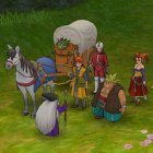First footage of Dragon Quest VIII on iPhone