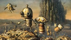 Get Machinarium: Pocket Edition for your iPhone now