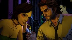 The Wolf Among Us coming to the App Store this autumn