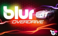 Tear through the streets in Blur Overdrive on November 1st
