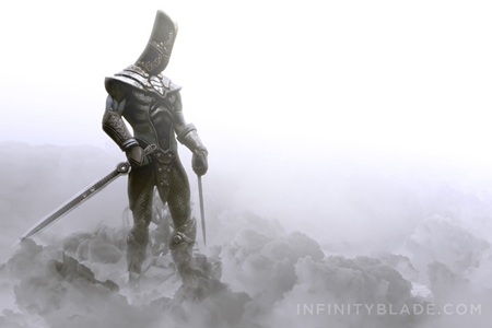 Defeat Oslim the Deathless Bloodmage in Infinity Blade III