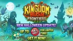 Kingdom Rush: Frontiers gets spooky Shadowmoon update