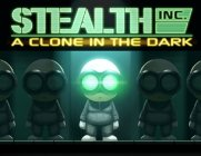 Stealth Inc to step into the light on November 14th