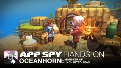Oceanhorn: Monster of Uncharted Seas | Hands-On