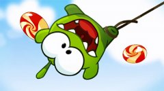 See the first Cut the Rope 2 teaser trailer