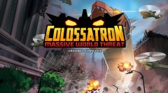 Jetpack Joyride developer lets you play with its huge snake in Colossatron: Massive World Threat