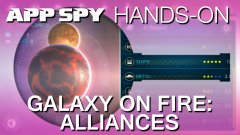 Galaxy on Fire: Alliances | Hands-On