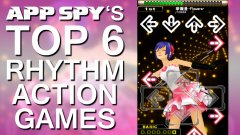 Top 6 Rhythm Action Games on iPhone and iPad
