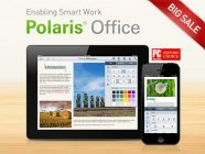 Document editing suite Polaris Office reduced from $19.99 to 99c