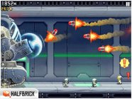Trade in your rocket booster for a giant mech with new Jetpack Joyride update