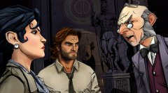 Telltale's The Wolf Among Us will slink onto the App Store tonight