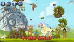 Take the fight to Naboo in latest Angry Birds Star Wars II update