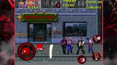 Punch your way through 3 pieces of history in Double Dragon Trilogy, out now