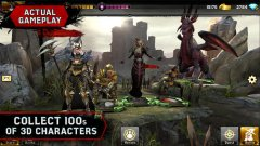 Collect and conquer in new casual RPG Heroes of Dragon Age
