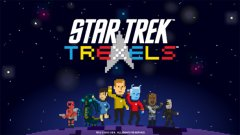 Jump between generations in pixel-art RPG Star Trek Trexels