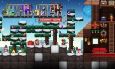Visit ice planet Cryo in festive Junk Jack X update