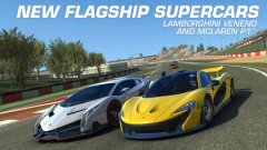Ghost no more: real-time multiplayer comes to Real Racing 3