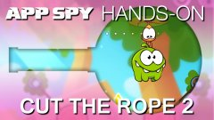 Cut the Rope 2 Hands-On