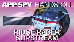 Ridge Racer Slipstream Hands-On