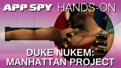 Duke Nukem: Manhattan Project | Hands-On