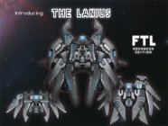 Alien race The Lanius coming to FLT: Advanced Edition on an iPad near you soon