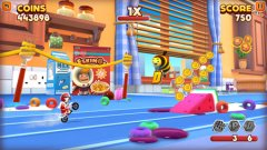 Miniature sequel Joe Danger Infinity racing onto the App Store this Thursday
