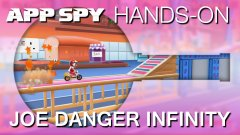 Joe Danger Infinity | Hands-On