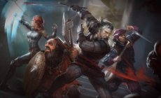 The Witcher: Adventure Game is coming to tables and tablets near you 'soon'