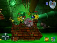 Worms 3 gets physical with updated controller support