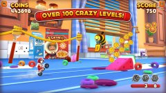 Stunt-racing sequel Joe Danger Infinity reduced to 69p / 99c on the App Store