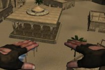 Fly a magic carpet with your face in head-tracking game Umoove Experience
