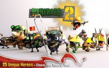 Bug Heroes 2 will come buzzing on to the App Store on February 20th