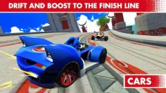 Sonic & All Stars Racing Transformed is now only 69p / 99c