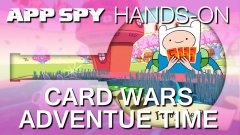 Card Wars - Adventure Time | Hands-On
